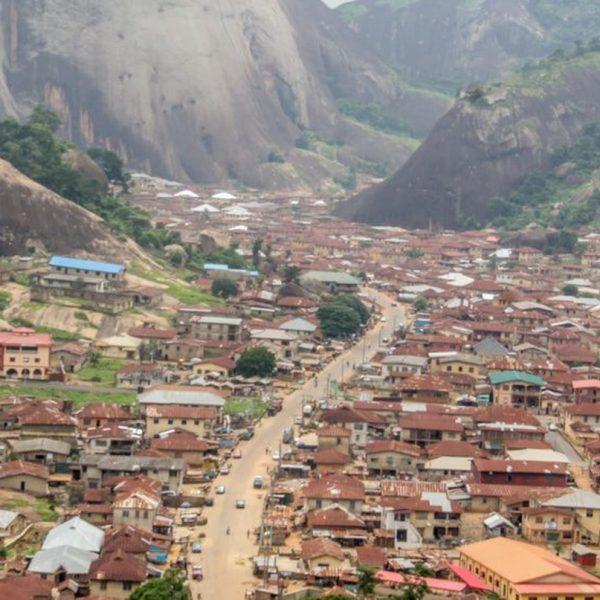 Idanre Hill   © Kaizenify / Wikimedia Commons